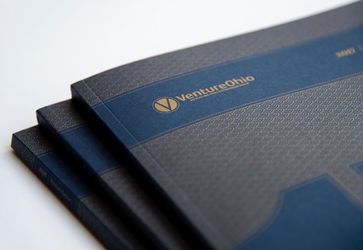 VentureReport cover detail