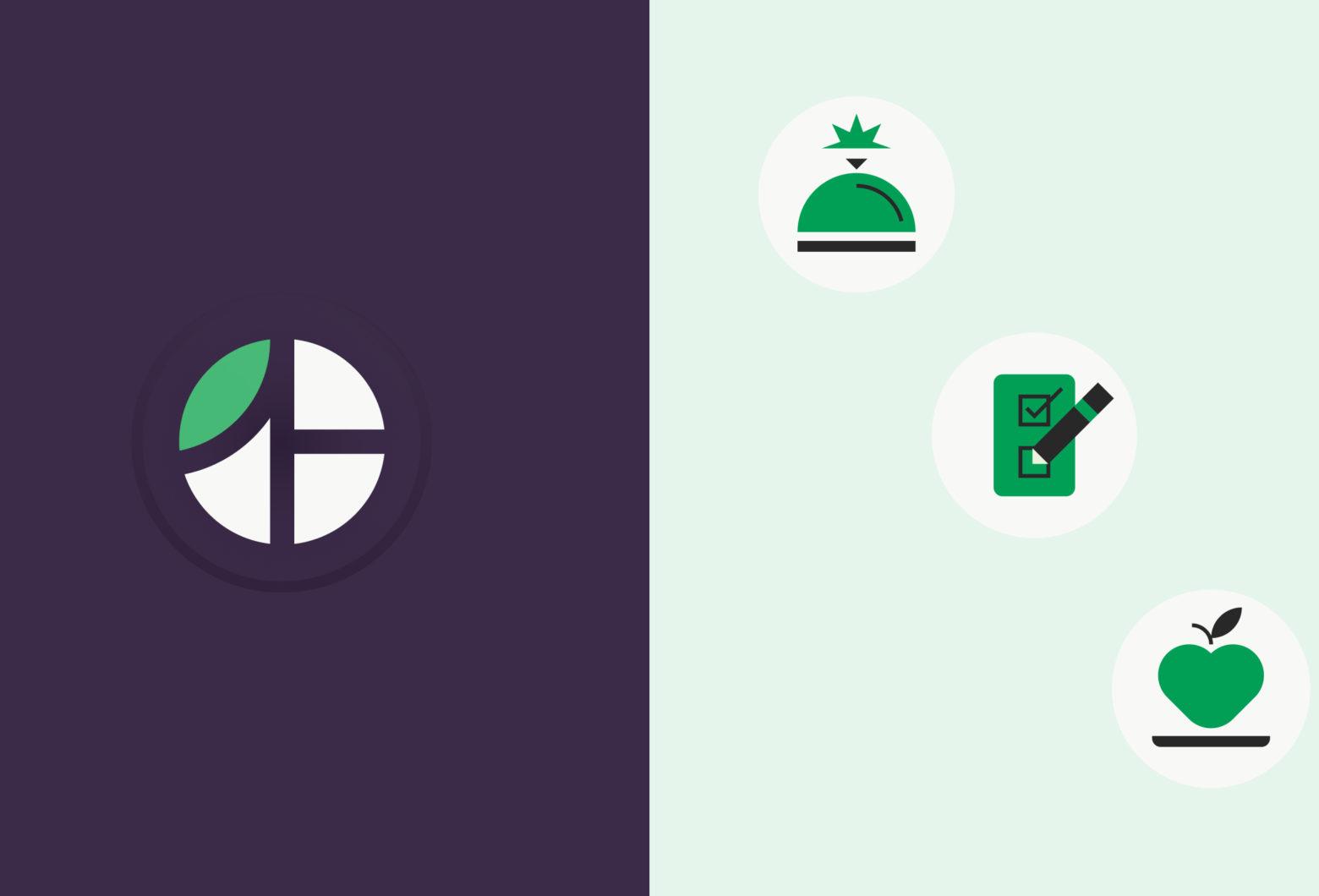FreshTrak brand logo and iconography